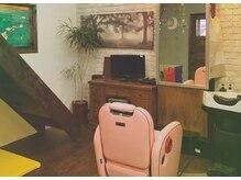 ウッドビル ヘアーハウス(Woodville Hair House)の雰囲気(個室貸切のプライベートサロン☆お子様連れも歓迎!!)