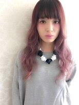 アリス ヘア デザイン(Alice Hair Design)Alice☆ホワイトピーチ