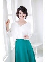 ステララヴェスト(Stella L'ovest)ミセススタイル☆ツヤとボリュームを兼ね備えた万能ショート