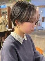 アソート トウキョウ (ASSORT TOKYO)前髪インナー×ショート