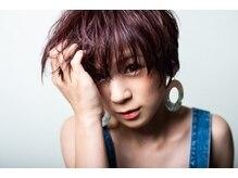 SYKTH hair Brown【シークス ヘア ブラウン】