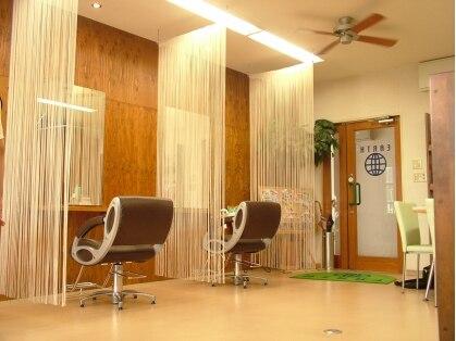 ヘアメイクサロン アース(hair make salon EARTH)の写真