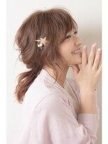 ミンクス ハラジュク(MINX harajuku)【藤田昂補produce】ほつれ前髪×ブルーグレージュカラー