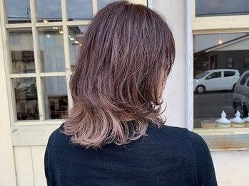 フェリーチェヘアー(Felice' hair)の写真/磨き上げられたセンスで一人ひとりに合わせた特別なカラーをご提案。アナタだけのお気に入りが見つかる!