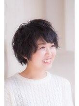 ノイエ (Hair salon Noie)ショートヘア+デジタルパーマ