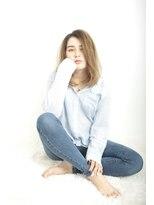 エイミーバイアフロート(amie by afloat)重めミディアムスタイル