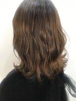 ヘアーアンドメイク ルシア 梅田茶屋町店(hair and make lucia)ショコラベージュ★
