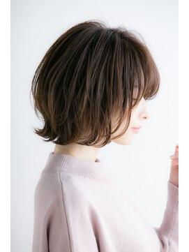 ビス ヘア アンド ビューティー 西新井店(Vis Hair&Beauty)大人かわいい/外ハネ/ショートボブ/ハンサムショート/美肌