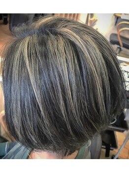 """ヘアーコレット(hair Colet)の写真/""""通いやすさ+高クオリティ""""を兼ね備えた人気サロン[hair Colet]!技術は勿論、価格も魅力的◇"""