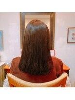 ミーノ(mieno)【髪質改善】上質な手触り◎潤艶髪で上品♪【自由が丘/目黒区】