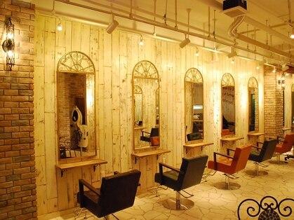 オーブ ヘアー リゾート 沖縄店(AUBE HAIR resort)の写真