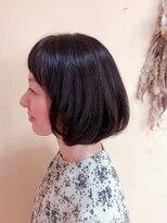ライフヘアデザイン(Life hair design)秋のエアリーボブ