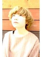 マルカ(marca)【marca】 petal ボブ  担当:三上
