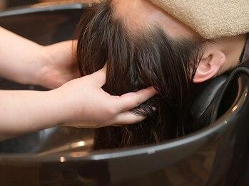 アンティーク(Antique)の写真/スパニストによる癒しの炭酸スパ♪家事や育児、仕事を頑張ったご褒美に髪も心もリフレッシュ!!