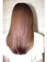 こだわりの髪質改善で極上のうる艶髪へ♪