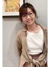 オーブ ヘアー キア 永山店(AUBE HAIR kiia)原田 磨弥