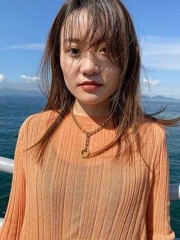 バトン(BATON)の写真/髪質に合わせてお顔の骨格や雰囲気から生み出すデザイン。女性らしさを引き出すカット技術はお任せして正解