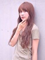 アイビー 吉祥寺(aivee)<aivee>大人カジュアルベージュカラー×こなれカールスタイル☆