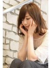 アンシー ヘア デザイン(an-cie hair design+)【溝の口】ワンカールで可愛い☆外はねボブan-cie hair design+