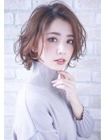 ボニークチュール(BONNY COUTURE)40代ミセス・大人のヘアスタイル・ショートボブ・外国人風・神戸