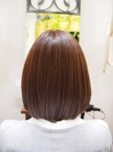 髪質改善ヘアエステの工程