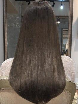 ドロシー(dorothy)の写真/通常¥6480相当の高級トリートメントが約50%OFFで堪能できる極上サロン♪乾燥でパサつき広がる髪を改善!
