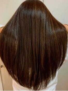 """サクラビューティー リム(SAKURA Beauty limb)の写真/【姫路で希少なDr.トリートメント導入サロン】大人女性の""""素髪""""を""""美髪""""へと導く髪質改善トリートメント♪"""