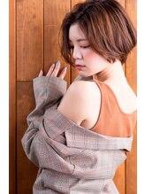 コレット ギンザ(Collet Ginza)大人綺麗なショート×フレンチボブ Hair Design Collet Ginza