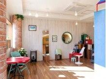 美容室ニコ(nico)の雰囲気(マンツーマンのアットホームサロン♪)