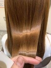 髪質改善美髪チャージトリートメント!まとまりやすいうっとり髪へと♪エイジングヘアにも◎