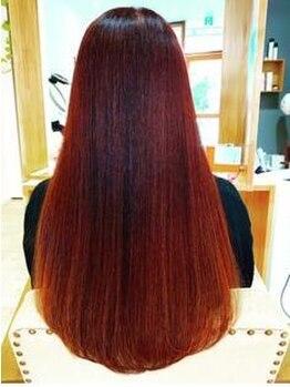 マテリアル(material)の写真/◆話題の髪質改善サイエンスアクア◆遂にmaterialにも登場!サラツヤ美髪チャージトリートメント☆