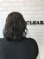 ヘアーアンドメイククリアー(Hair&Make CLEAR)エドルカラー・アッシュ