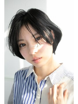 ブリエ(briller)カジュアルフェミニンな大人ショート☆
