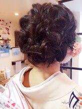 リアン(Hair&Make Lian)【成人式】編み込みセット