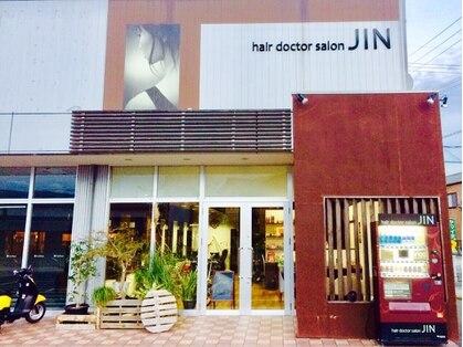 ヘアードクターサロン ジン(hair doctor salon JIN)の写真