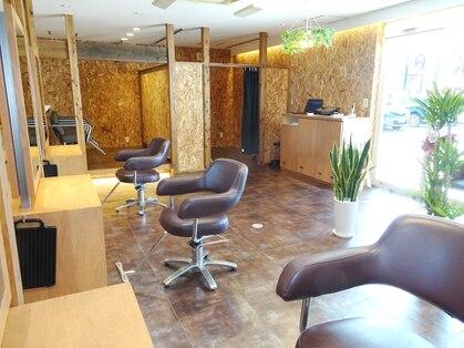 サロンズヘアー 防府新田店(SALONS HAIR)の写真