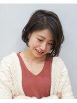 エイム ヘアメイク 横川店(eim HAIR MAKE)eim で叶える♪ふんわりナチュラル☆女っぽショート