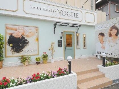 ヘアーズ ギャラリーヴォーグ 北生駒店(HAIR'S GALLERY VOGUE)の写真