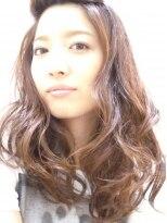 シュエット(Chouette)大人巻き髪スタイル