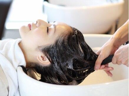 ヨーロー(YOLO)の写真/<YOLO五反田>本格志向の貴女へ!髪を熟知したケアリストが施すアーユルヴェーダ×クリームバスで健康美髪♪