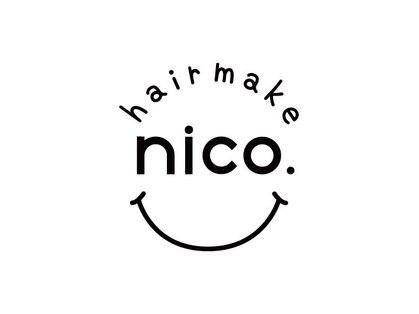 ヘアーアンドメイク ニコ(hair & make nico.)の写真