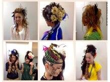 ヘアーズ(HAIRS)の雰囲気(各高校の体育祭!)