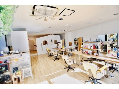 フレイムス ヘアアンドリラックス 南越谷店(Frames hair&relax)の写真