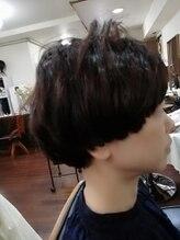 ストロボヘアー(Stro Bo hair)大人ボブ