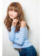 ニーナ ビューティーサロン(NINA Beauty Salon)可愛いは創れる♪プルエクでゆるふわミディアム