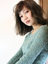 ヘアーデザイン パティオ(Hair Design Patio)日本人に似合う外国人風カラー!!ウォームアッシュ