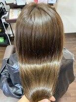 ヘアケアサロン シェーン(hair care salon Schon)うるツヤヘアスタイル