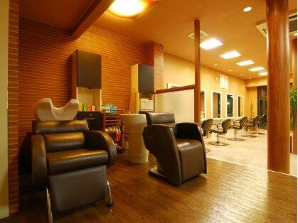ハッチ ヘアーファクトリー 東松山店(hacchi Hair Factory)の写真