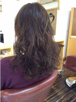 ヘアーファイナリー ジャンクス(Hair finery Janx)の写真/≪ゆるふわスタイル♪≫ふわっとした女性らしい柔らかな雰囲気を引き立たせ、優しい印象に・・・