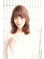 サンク ドリームプラザ店(CINQ)【CINQ】大柳 大人可愛いゆるふわミディアム☆